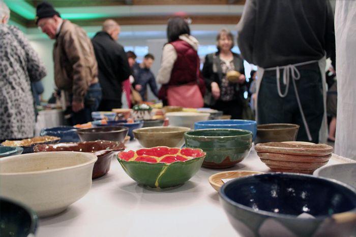 Empty Bowls Raises $100,000+